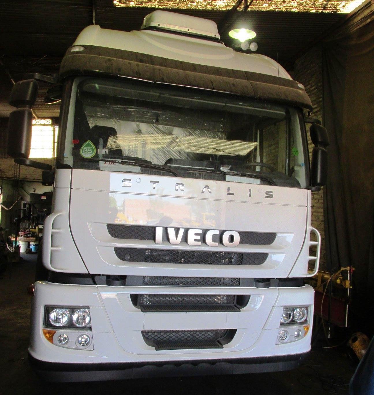 Unidades de poder -Wet Kits- para camiones