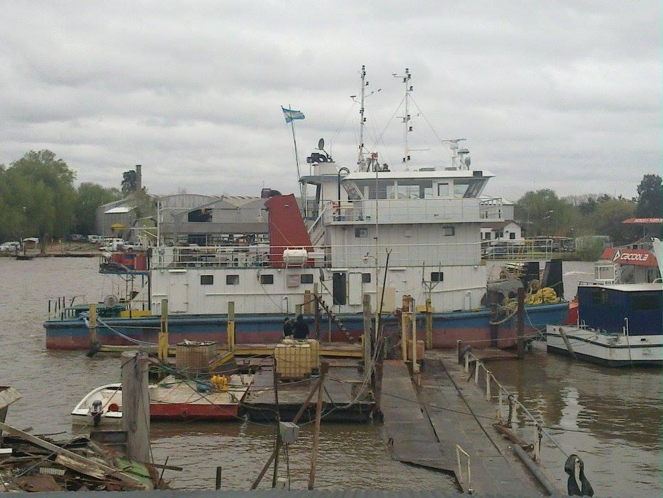 Remolcador de empuje Carolina -Astillero Tecnao-