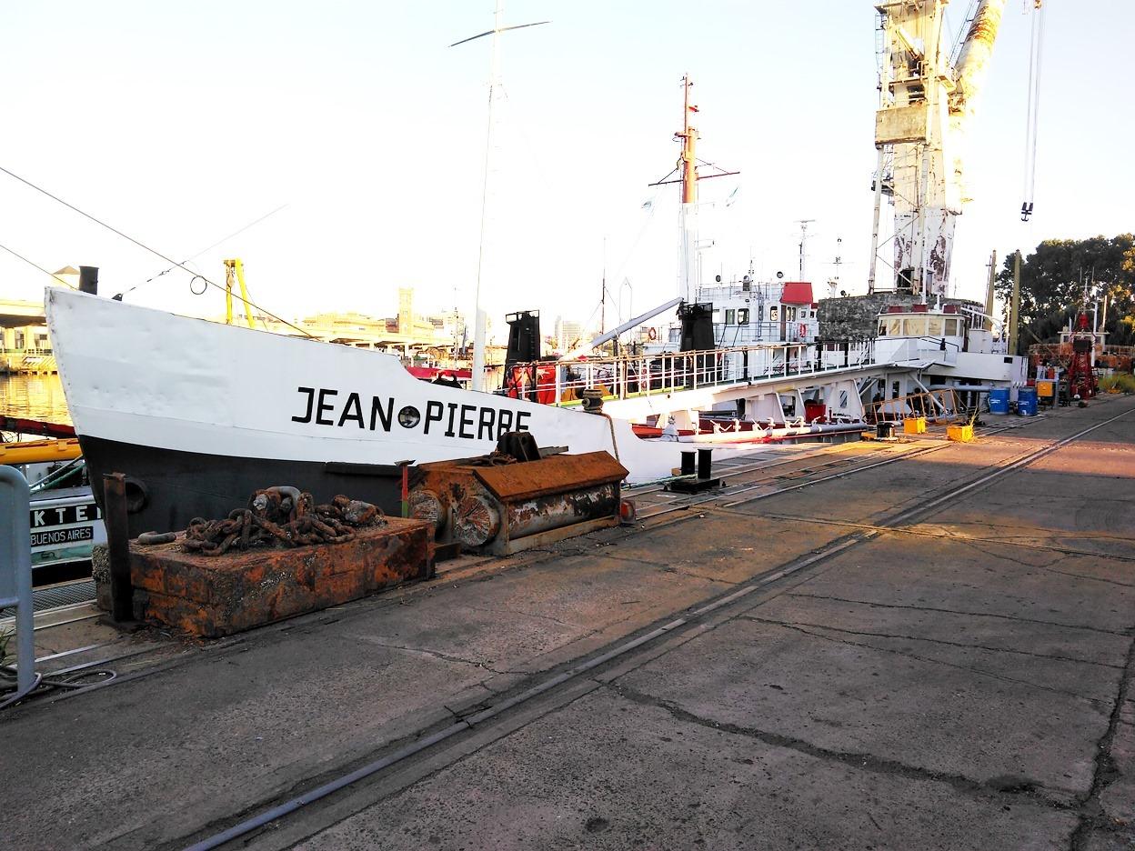 B/A Jean Pierre - Hidrovía