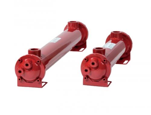 Intercambiadores de calor aceite-agua