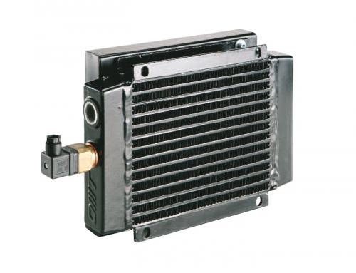 Intercambiadores de calor aceite-aire (Radiadores) de aluminio