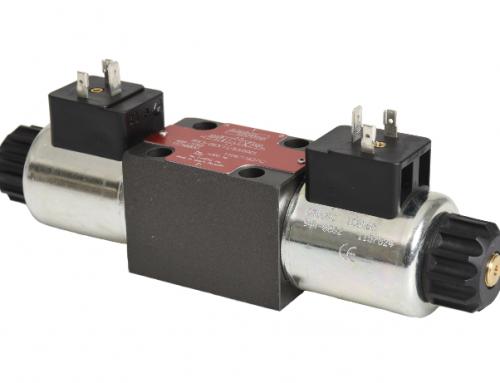 Electro-válvulas direccionales CETOP03 (TN06)